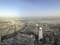 View from Burj Khalifa 014