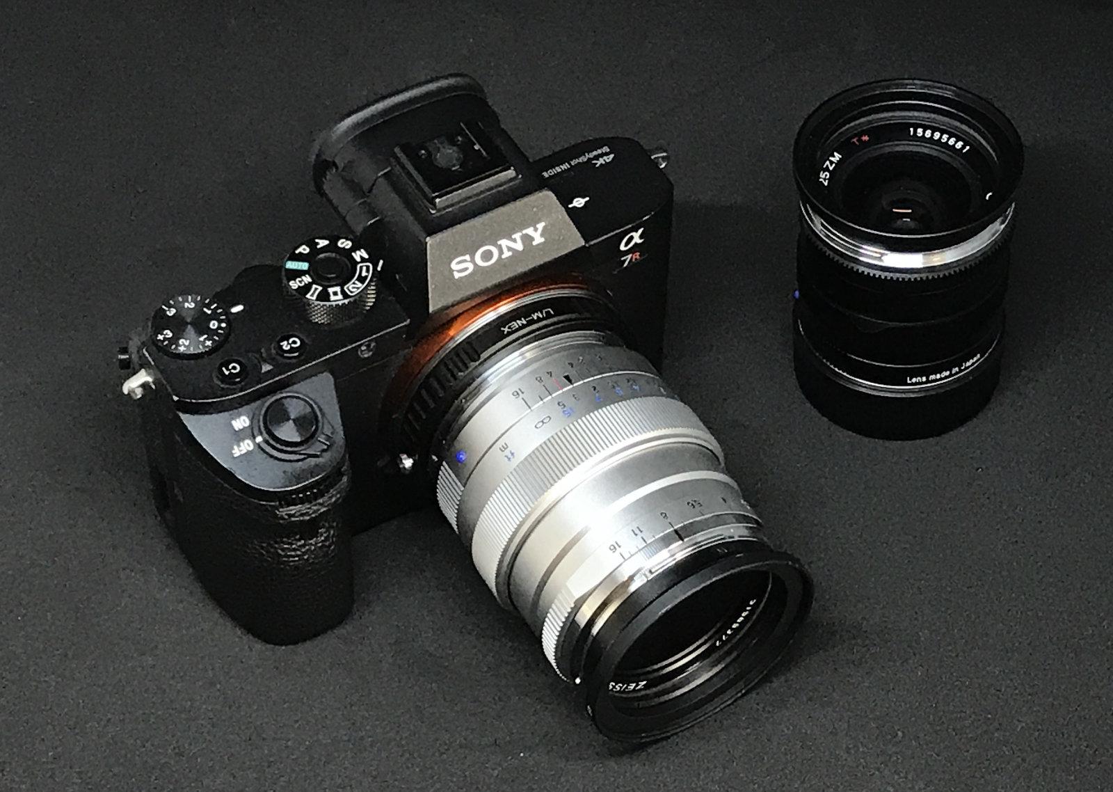 Frontendfilter-lenses